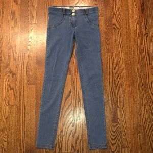 Women's Freddy jeans. Size XS